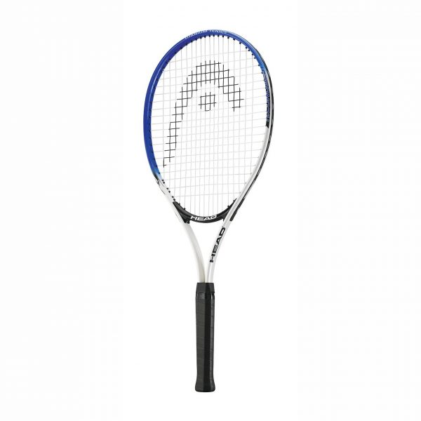 "NEW Head TI Conquest Nano Titanium Adult Tennis Racquet 4 3//8 Oversized 108/"""